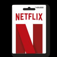 PIN virtual Netflix $100.000