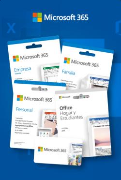 Licencia Microsoft 365