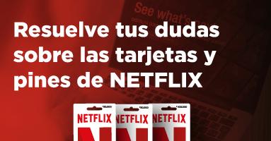 Tarjetas regalo Netflix – ¿Cuánto duran?