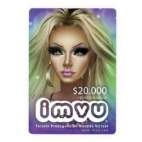 Pin Virtual IMVU $24.000