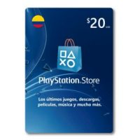 Playstation Store $20 USD