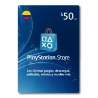 Playstation Store $50 USD