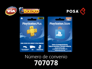 Pines PlayStation Colombia