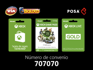 pines Xbox Baloto