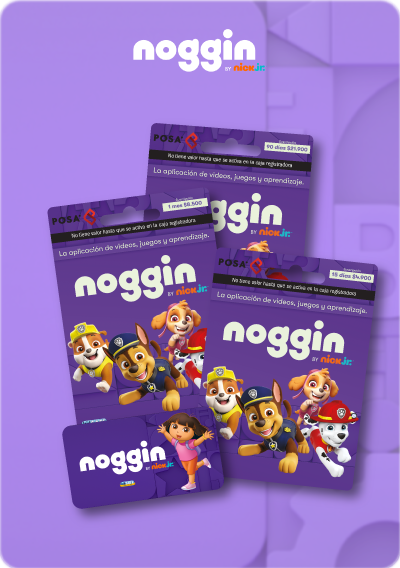 Noggin By NickJr